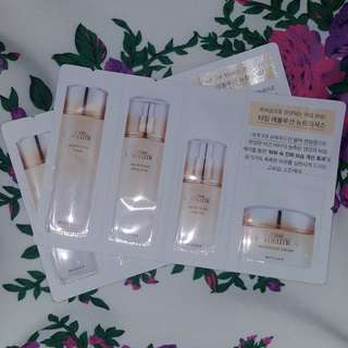 Missha Time Revolution Nutritious Set