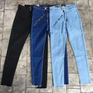 Jeans Bangkok Highwaist
