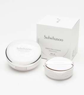 Sulwhasoo Perfecting Cushion Brightening No 21