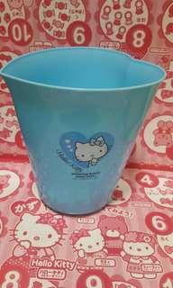 Hello Kitty Blue Bin