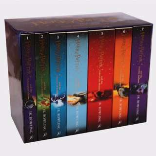 Harry Potter (Box Set) - JK Rowling
