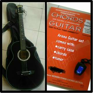 Arena Acoustic Guitar