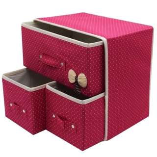 3 in 1 Foldable Storage Box