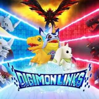 Digistone for Digimon Links