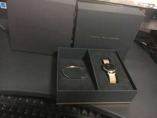Brand new latest design Daniel Wellington watch
