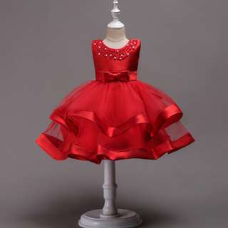 (Pre-order) Kids Princess Dress (5 Colours) #508