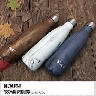 Swell Thermos Bottle Original Stainless Steel Flask