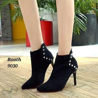 Booth high heels korea #9030