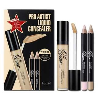 Kill Cover Pro Artist Liquid Concealer Set - #2 Lingerie