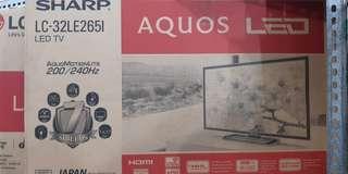 Tv sharp led 32 inch