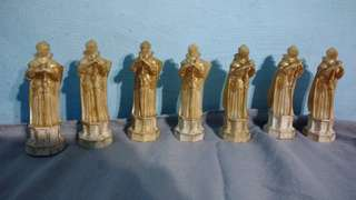 Harry Potter designed loose Chess Pawn (7pcs.)
