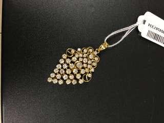 Diamonds Pendant