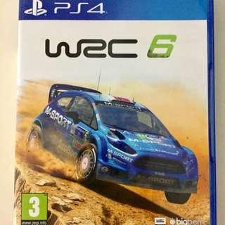 WRC 6 ( Ps4 )