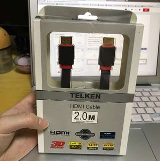 [telken] *包郵* HDMI cable