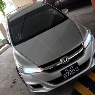 For Rent: Facelift Honda Stream 1.8x SE