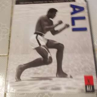 Ali Coffee Table Book