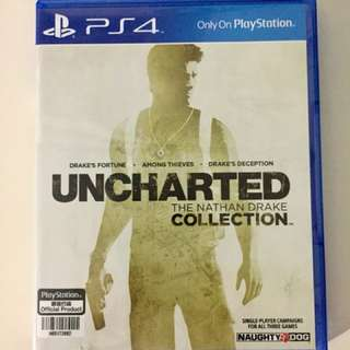 Uncharted Collection ( Ps4 )