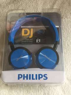 Philips DJ Headphones