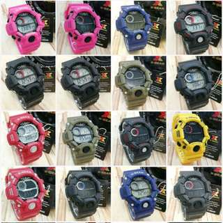 G-shock/watch