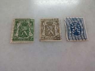 Belgium Stamps #M165