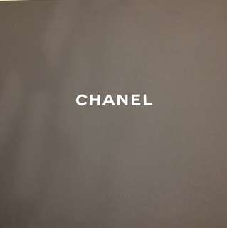 Chanel wallet box