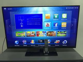 "Hisense 海信 LTDN50K360HK 50"" LCD smart TV"