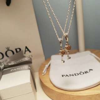 Pandora necklace preorder