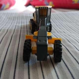 Rare tomica grader toy
