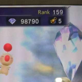 Cheap Diamond for FF Dissidia Opera Omnia