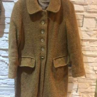 韓製超保暖大衣