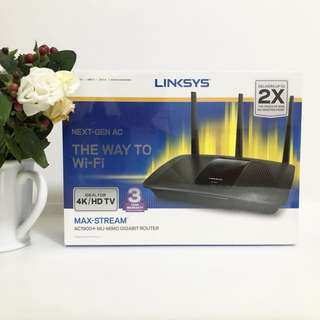 *New in Box* Linksys Router AC1900