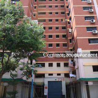 Common room for rent Woodlands