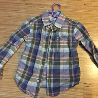 Caters Boy long sleeve shirt
