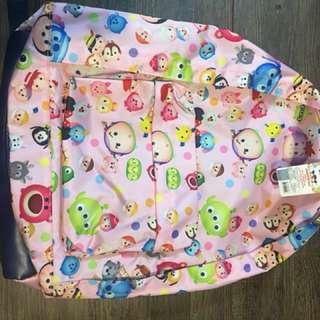 100%new Tsum Tsum Backpack 背囊書包