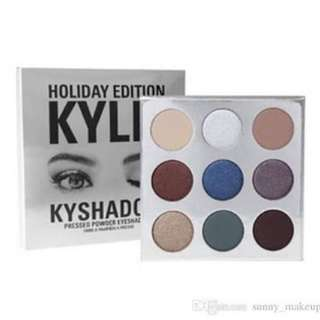 Kyshadow Holiday Palette