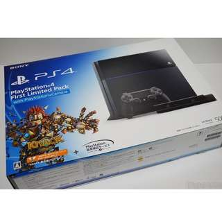Brand New PlayStation 4 PS4 Fat Phat LOW FIRMWARE 1.XX 1.76 4.05 4.55 For Jailbreak Exploit