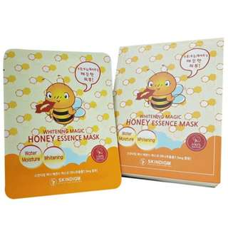 Skindigm Essence Mask Honey