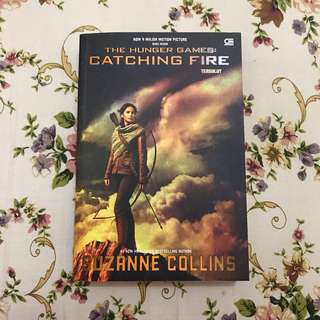 NOVEL The Hunger Game: Catching Fire