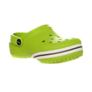 Authentic Kilby clogs crocs volt green