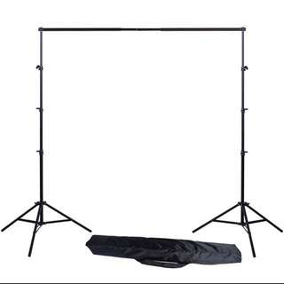 **RENT** Backdrop stand @ $20/day
