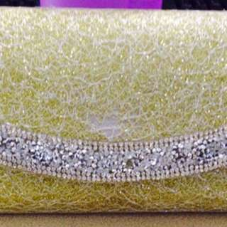 Gold party pouch ..