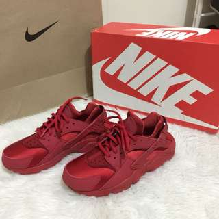 ORIGINAL Nike Air Huarache Run (Gym red)