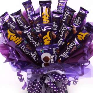 CHOC BOUQUET GIFT AND HAMPER