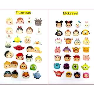 Tsum Tsum crystal sticker (free delivery)