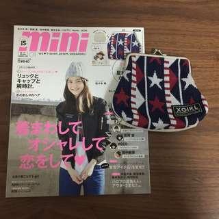Japanese magazine+free gift