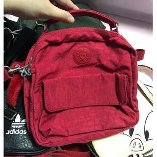 Kipling Mini Backpack Sling Bag