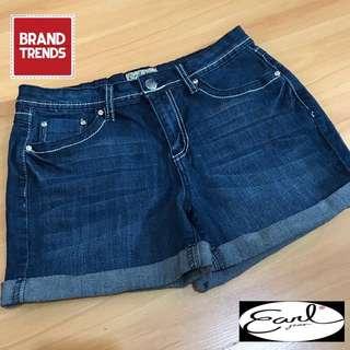 Earl Jeans Denim Short