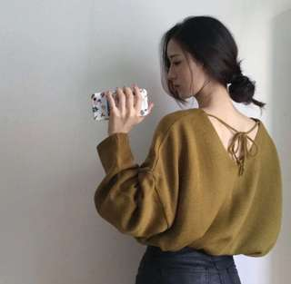 Oversized Pullover (2 Colors)