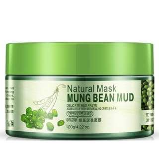 Natural Mask Mung Bean Mud