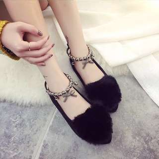 SALE!! Fluffy Comfortable Flats